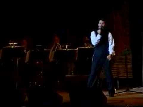 Avraham Fried at the Hebron concert 2001 Part 4