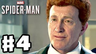 Spider-Man - PS4 Gameplay Walkthrough Part 4 - Norman Osborn Checks In!