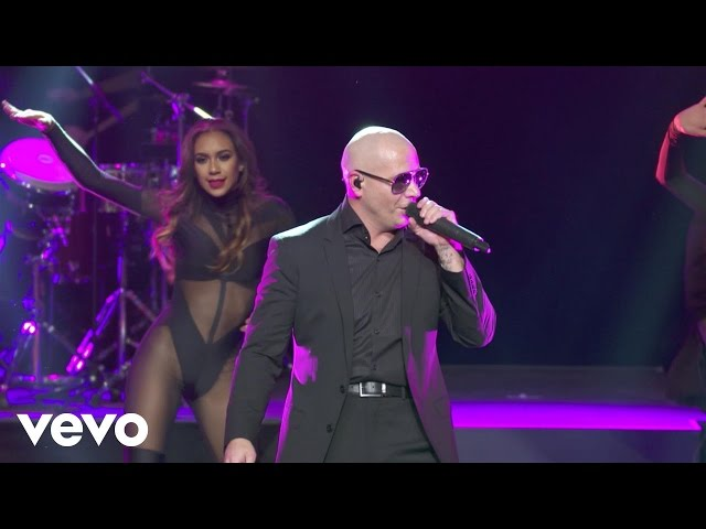 Pitbull – Celebrate (Live on the Honda Stage at the iHeartRadio Theater LA)