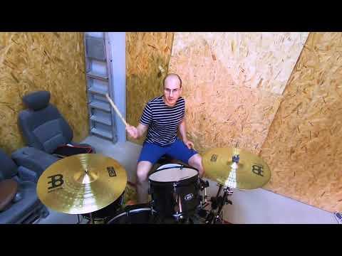 Сравнение тарелок. New cymbals: Meinl HCS or Zildjian K? Sound test