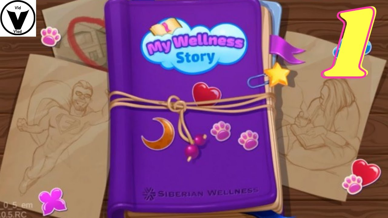 My Wellness Story Gameplay Android/iOS