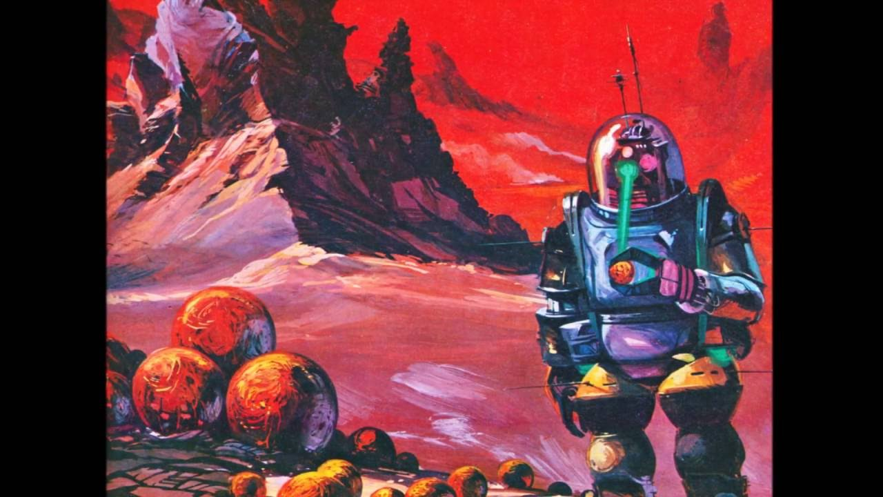 Fantastic Scifi Art Gallery 1970s Art Collection Youtube