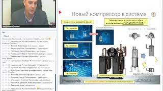 Обзор промышленного оборудования VRF Panasonic
