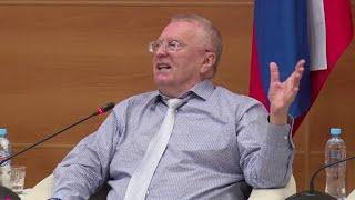 НЕМЕДЛЕННО ДОМОЙ В РОССИЮ! Жириновский ЖЕСТКО о конфликте в Карабахе и КОРОНАВИРУСЕ