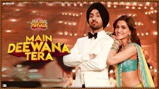 "Main Deewana Tera Song Lyrics From The Movie ""Arjun Patiyala"" by Lyrics World."