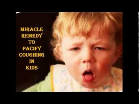 Miracle way to stop coughing in kids !!! - YouTube
