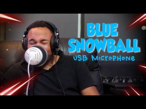 Blue Snowball ICE USB Microphone Test/Review [MADE A SONG]