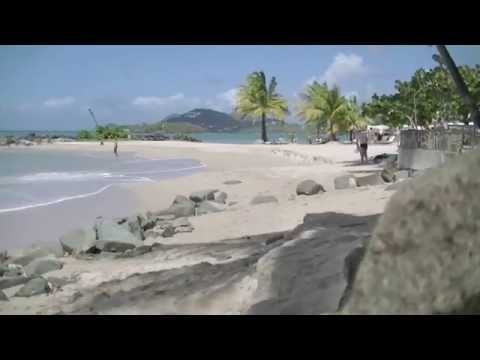 Castries and Vigie Beach, St. Lucia