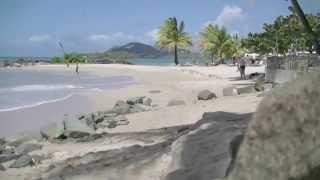 Castries and Vigie Beach, St. Lucia