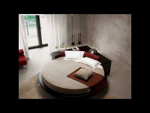 modern-&-exclusive-round-bed-design-for-your-dream-home-|-best-interior-decorator-in-chennai-|noah