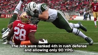 Fantasy Football Week 14 | You Should Know: Jets Run Defense | 2016 | FOX Sports