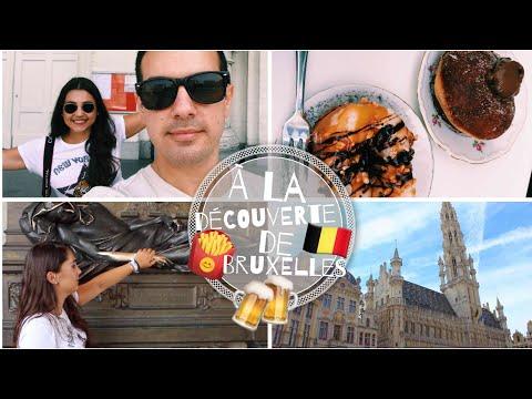 TRAVEL DIARY 🇧🇪 BRUXELLES ▷ NOS ENDROITS FAVS ! + Guide à télécharger