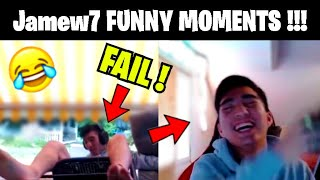 JAMEW7 ( FUNNY FACECAM MOMENTS ) Growtopia !!! 😂😂😂