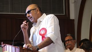 Lets pay way for the youngsters for this Nadigar Sangam elections - Sathyaraj