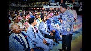 SCOAN 14/01/18: Live Sunday Prophecy Time & Deliverance with TB Joshua