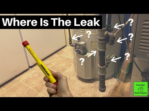 How To Find A Gas Leak In Your Home With A Gas Leak Detector