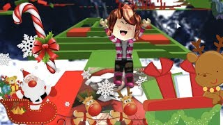 ROBLOX - ESCAPE DE NATAL (Christmas Obby Original)