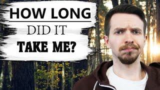 How Long Did It Take Me to Have My First Lucid Dream?