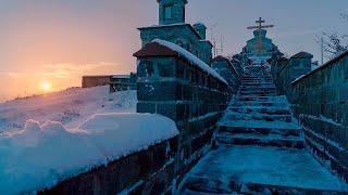 Holy Olginsky Convent. Lugansk. Свято Ольгинский женский монастырь. Луганск.