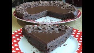 Bezobrazno cokoladno jako kremast i jednostavan za napraviti