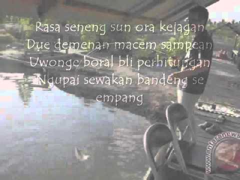 Juragan Empang (Lirik)