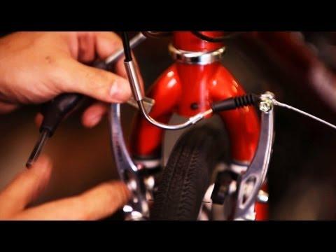 How to Adjust a Squeaky Brake | Bicycle Repair