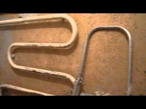 Ремонт в ванной: как не надо штукатурить стены