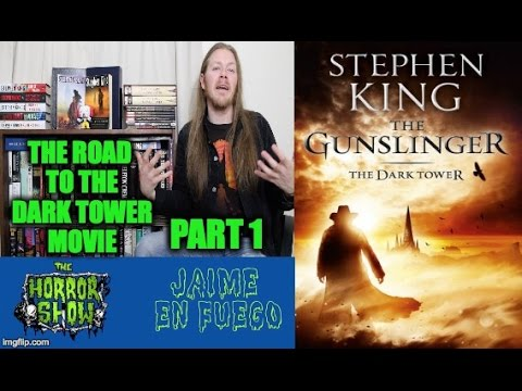 Stephen King The Dark Tower 1: The Gunslinger BOOK REVIEW - The Horror Show