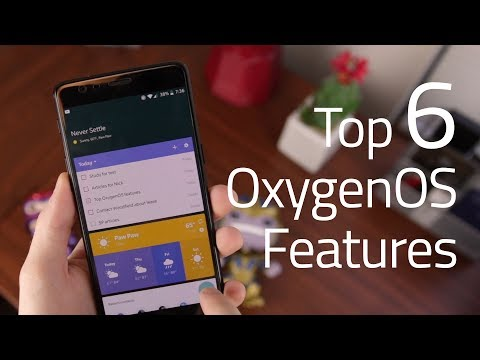 Top 6 OxygenOS Features