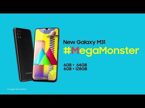 Samsung Galaxy M31: Official Launch Film