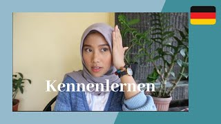 Kennenlernen - (perkenalan diri) dalam bahasa Jerman | safiralidina