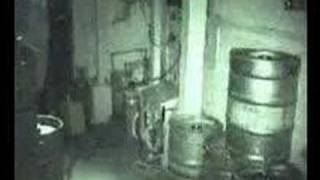 Ghost in a haunted pub