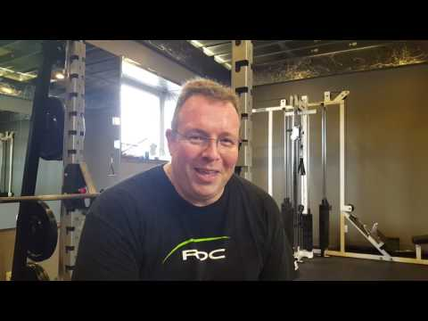 Current Client Mark Welcomes You to 360 Fitness Calgary!