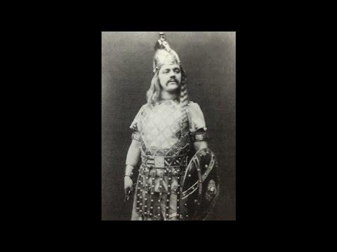 "Charles Fontaine: ""Celeste Aida"", Pathé 0376 del 1923 (?)"