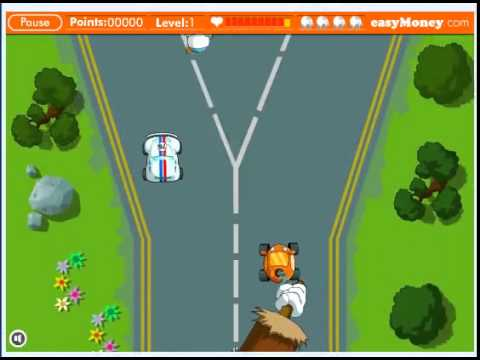 Insurance Hunter (PC browser game)