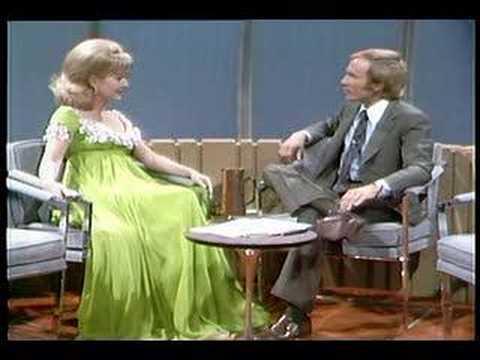 Debbie Reynolds talks about showbiz collectibles