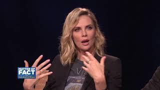 Charlize Theron: I'm Proud to Be A F*cking Feminist