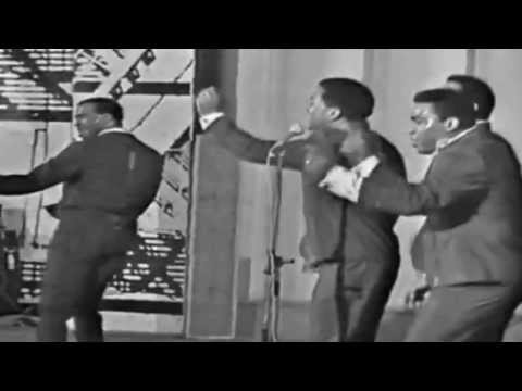 The Four Tops ~ Live ~ Reach Out I'll Be There ~ 1967