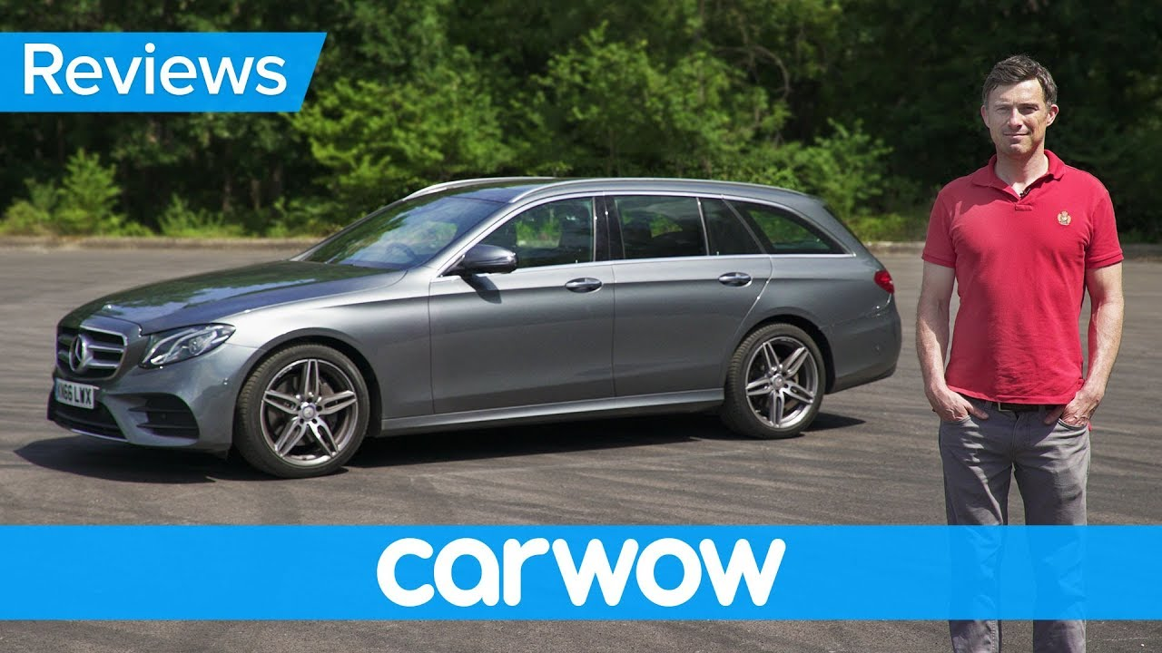 Mercedes E Class Estate 2018 In Depth Review Carwow Reviews Youtube