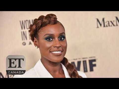 Roxy Romeo - WATCH: Congrats to Issa Rae on Her Win! Her Acceptance Speech was Epic!