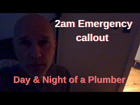 Day In My Life As A Plumber No3. Dr Pipe. Emergency Callout.