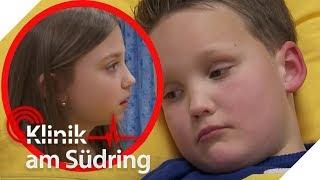 Anne und Max (9) sind beste Freunde: Was hat Max´ Papa gegen sie?   Klinik am Südring   SAT.1 TV