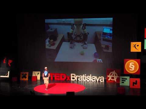 My dream about AI   Martin Peniak   TEDxBratislava