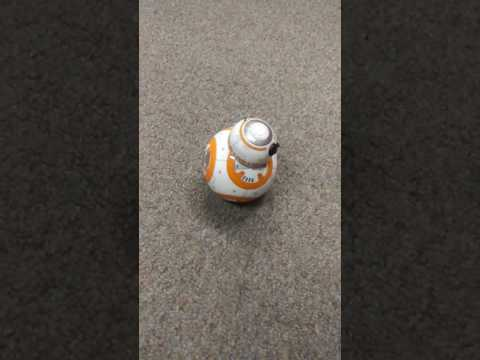 Star war BB 8 Droid active in cyber nephrology Office, Alberta
