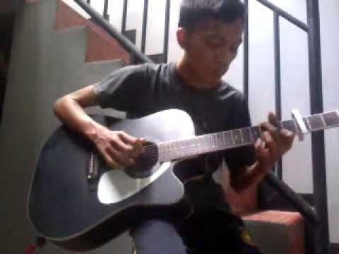 Maudy Ayunda - Bayangkan Rasakan Gitar Cover