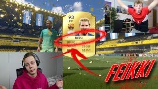 FAKE PACK OPENING!!!   FIFA FEIKIT PAKKAUKSET