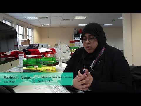 7th Week MT17 Report | Farheen Ahmed | VP Welfare & Equal Opportunities
