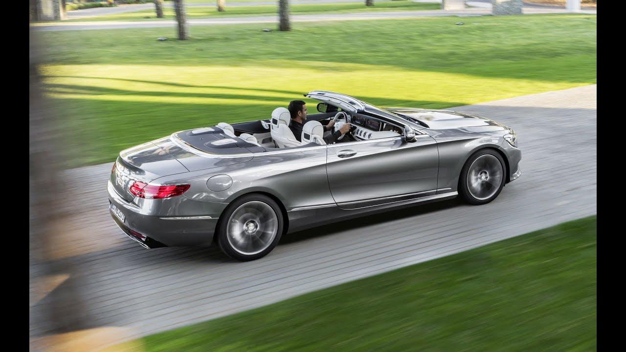 mercedes benz s 500 cabriolet driving scenes youtube. Black Bedroom Furniture Sets. Home Design Ideas