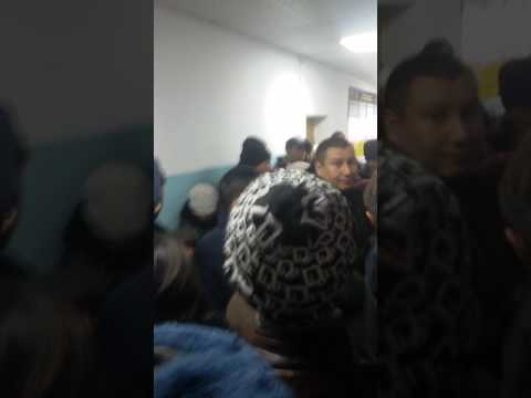 Очередь за справкой о несудимости в Бишкеке