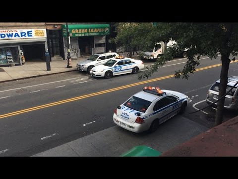 NYPD - Units Responding to Assit in a Foot Chase